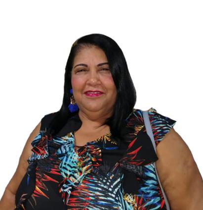 Orquídea Domínguez, secretaria Fedogim