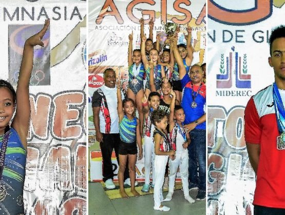 Torneo regional de gimnasia