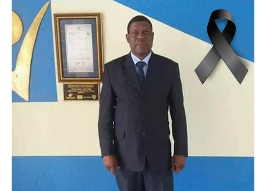 Secretario General de la Federación Dominicana de Gimnasia, Fernando Whyte